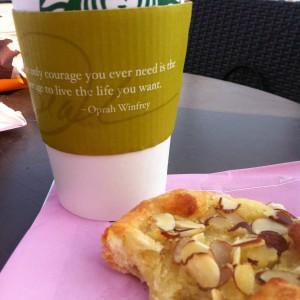 Starbucks Oprah