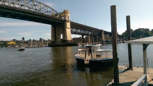 Granville Island Ferry
