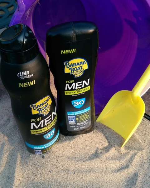 Banana Boat Sunscreen For Men Beach Sand