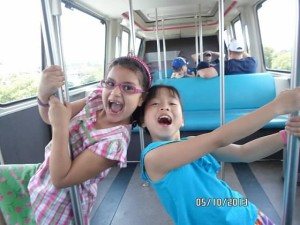 Disney D_2 More Fun on Monorail