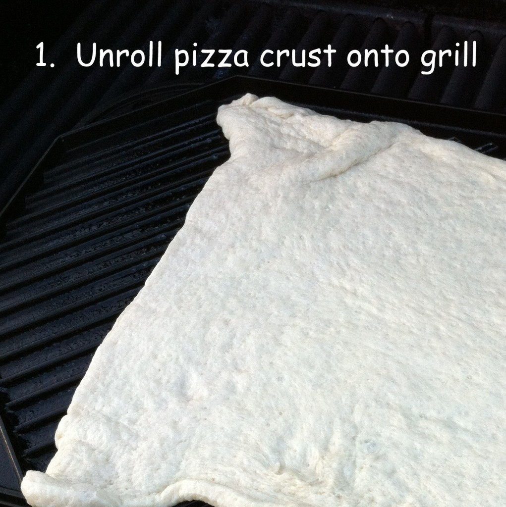 KC Masterpiece Pizza On The Grill Unroll Crust