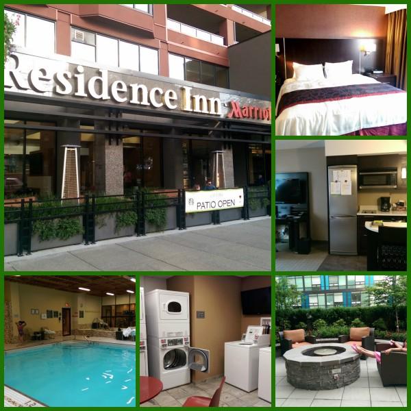 Residence Inn Collage