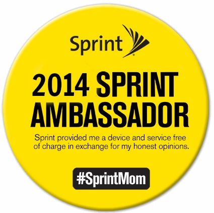 Sprint Ambassador Badge 2014
