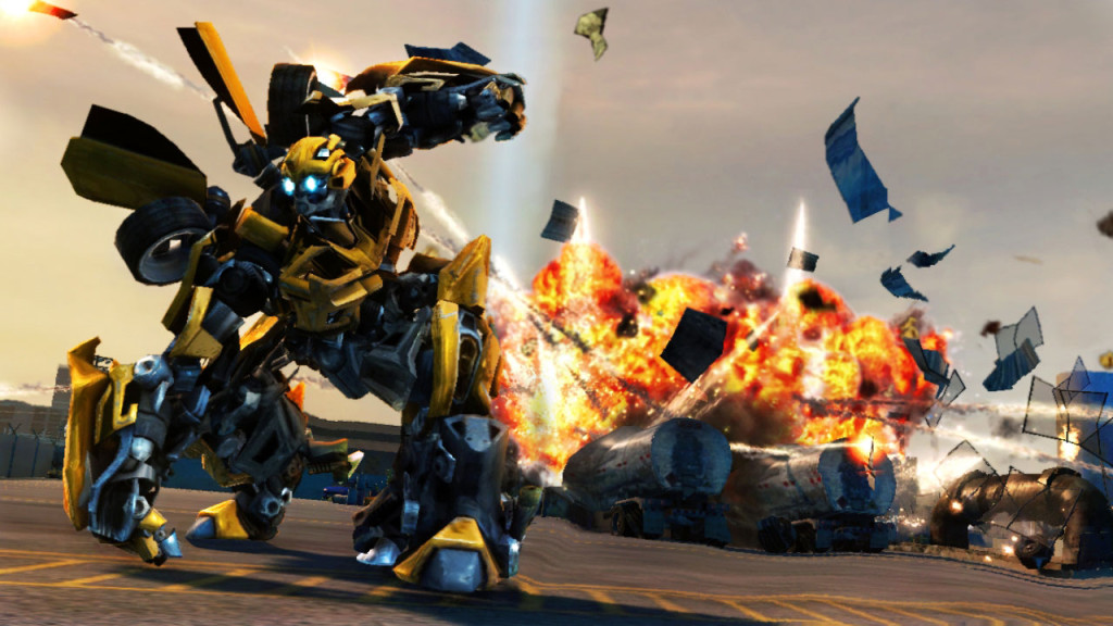 Transformers-ROTF---Bumblebee