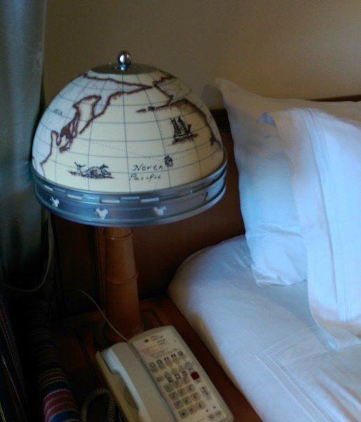 AAA0014 Cabin Lamp