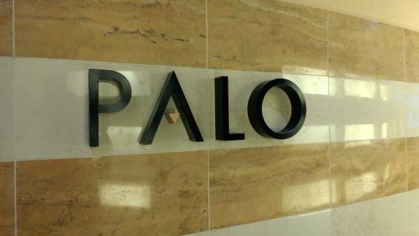 AAA0100 Palo Sign