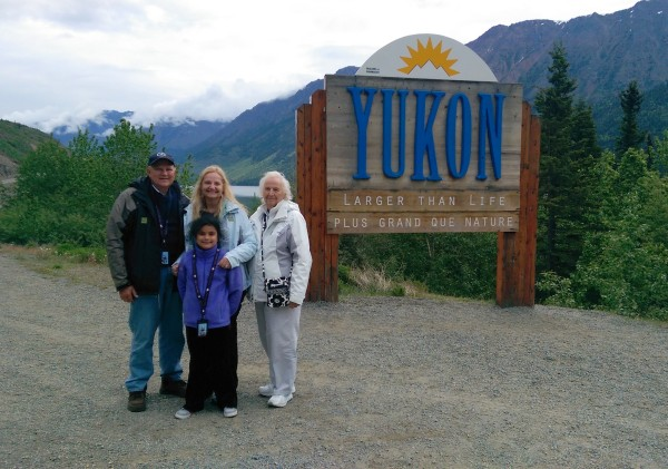 AAA0106 All of Us Yukon Sign