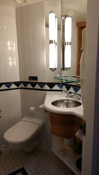 AAA017 Cabin Toilet