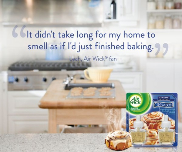 Air Wick-Cinnabon-Kitchen-Baking-Familiar Favorites