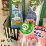 Air Wick-Familiar Favorites-Snuggle-Baby Magic-Cinnabon