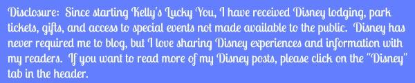 Disney General Disclosure