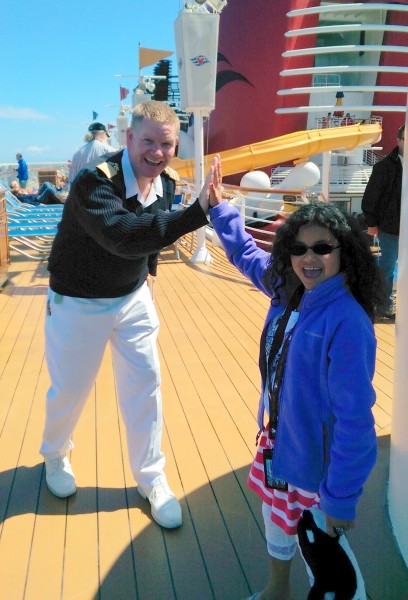 #DisneyCruise-#Alaska-Disney Wonder-Jimmy Cruise Director
