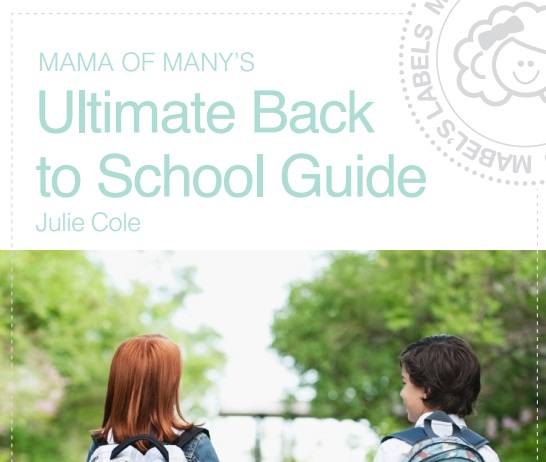Mabels Labels Back to School Guide Screenshot