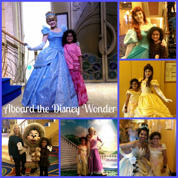 Princesses Collage