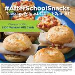 #AfterSchoolSnacks- Twitter-Party-8-12