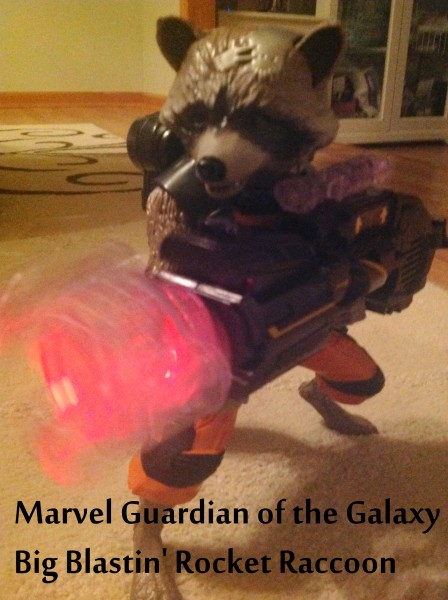 Big Blastin Rocket Raccoon