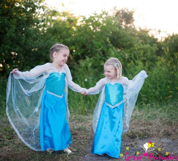 Crystal Queen Dress Small & Med