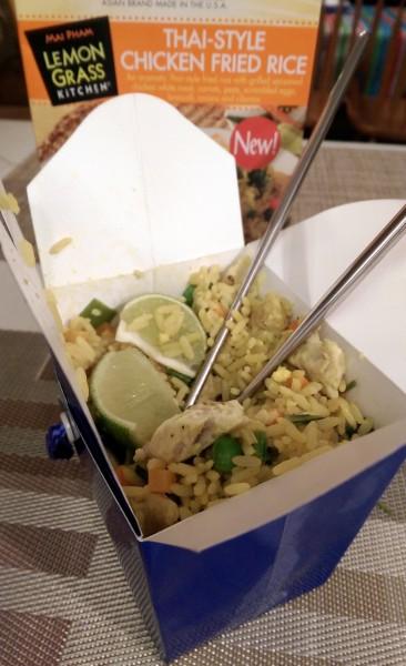 InnovAsian Lemongrass Kitchen Chicken Pad Thai Takeout