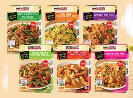 InnovAsian Lemongrass Kitchen Packages