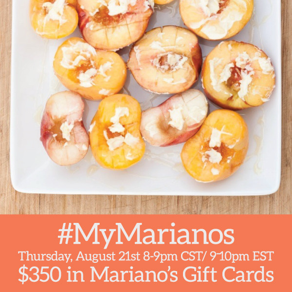 #MyMarianos-Twitter-Party-8-21