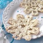 Queen Elsa's Sweet Snowflakes
