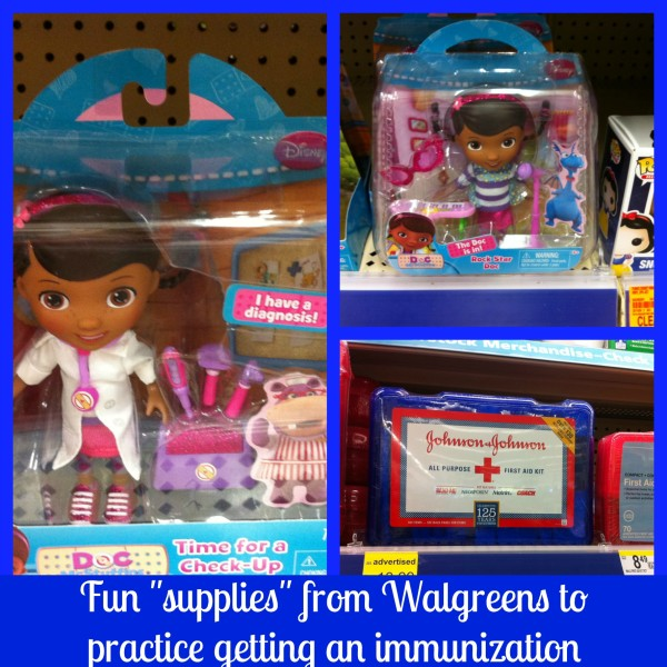 Walgreens-Shot@Life-Required vaccines-immunizations-Supplies