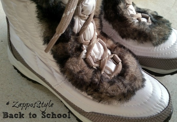 #ZapposStyle #MC #Sponsored Faux Fur Boots Closeup