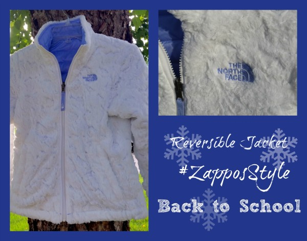 #ZapposStyle #MC #Sponsored Reversible Jacket White Collage
