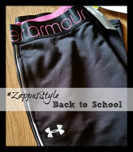 #ZapposStyle #MC #Sponsored Under Armour Bottoms