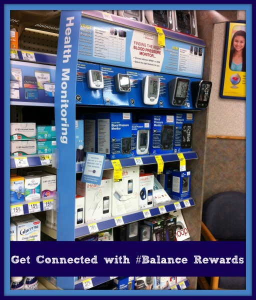 #cbias #Balance Rewards Health Monitoring Section in Store Text
