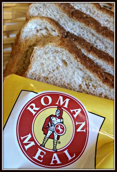 Roman Meal-#MC-Bread-Framed