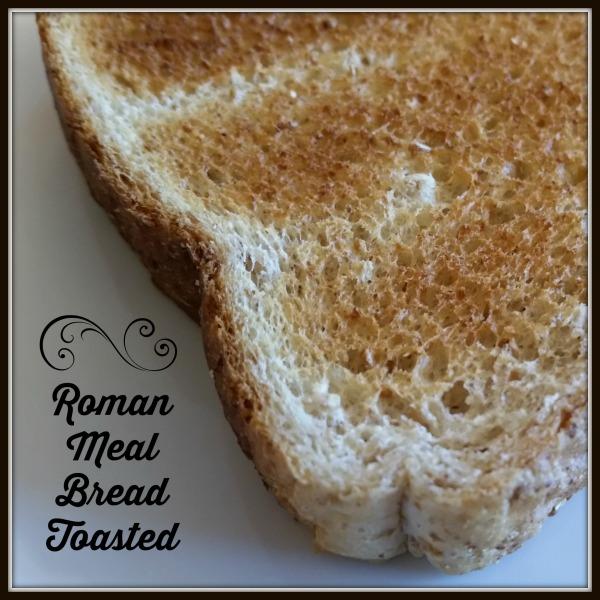Roman Meal-#MC-Toast-Framed