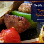 Tailgate Recipe Beef Kabob Kingsford Charcoal Walmart Beef