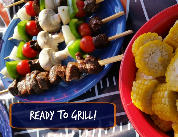Tailgate Recipe Beef Kabob Kingsford Charcoal Walmart Beef Ready to Grill