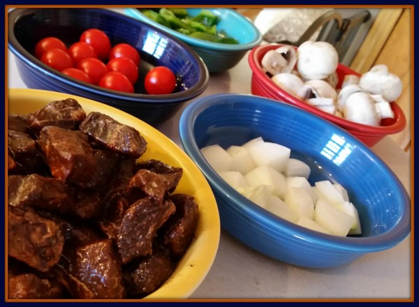 Tailgate Recipe Beef Kabob Kingsford Charcoal Walmart Beef Skewer Assembly