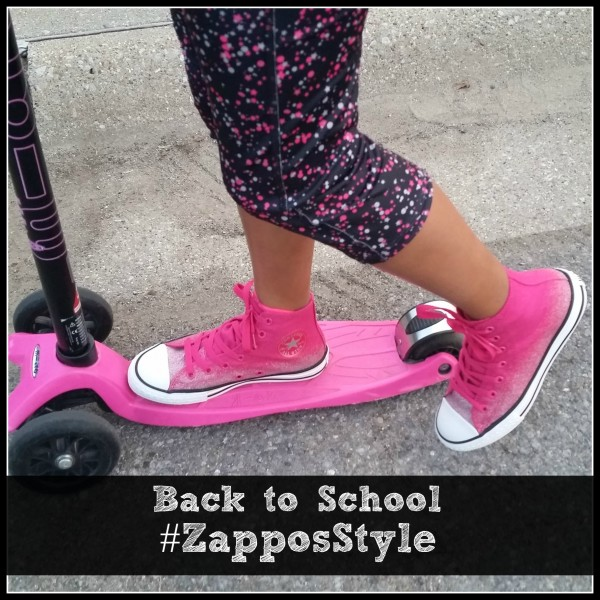 #ZapposStyle #MC #Sponsored Converse on Scooter