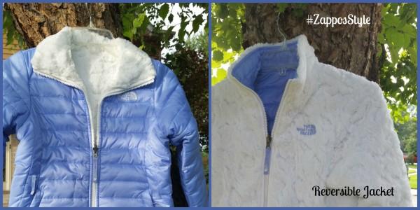 #ZapposStyle #MC #Sponsored Reversible Jacket Both Ways