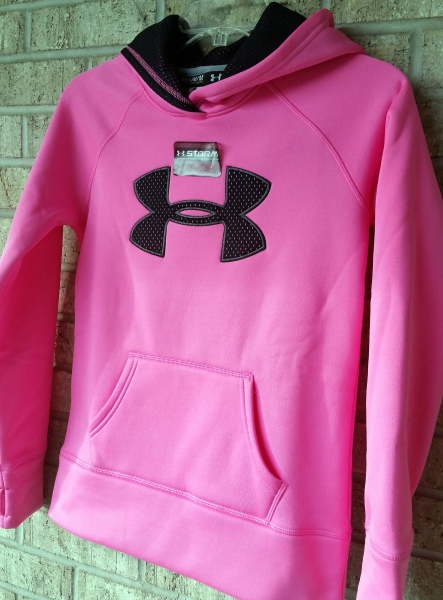 #ZapposStyle #MC #Sponsored Under Armour Hoodie