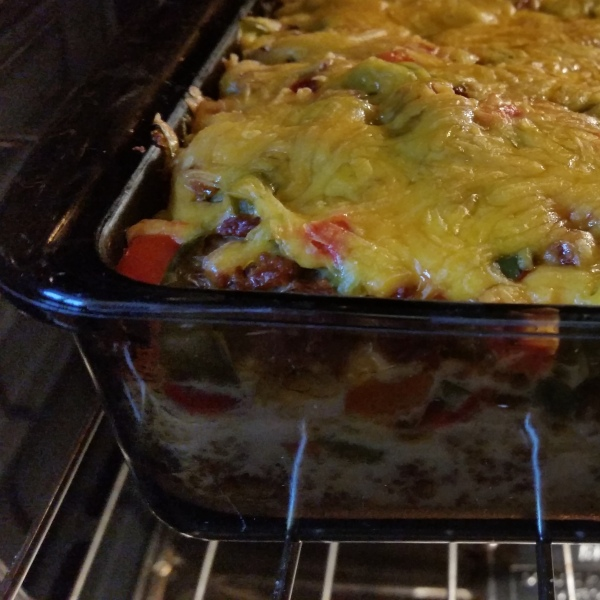 Bake Finish #SeasonedGreetings #CollectiveBias Tabasco Christmas Strata Recipe (37)