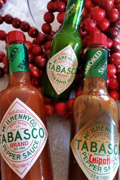 Three Bottles #SeasonedGreetings #CollectiveBias Tabasco Christmas Strata Recipe (72)