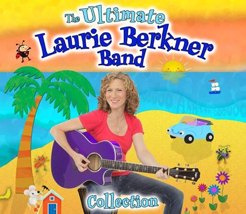 Ultimate Laurie Berkner Collection