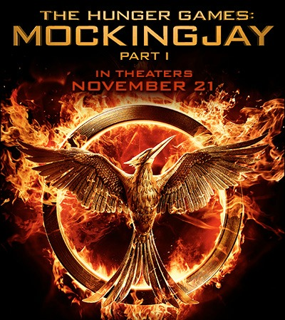 The hunger games release date