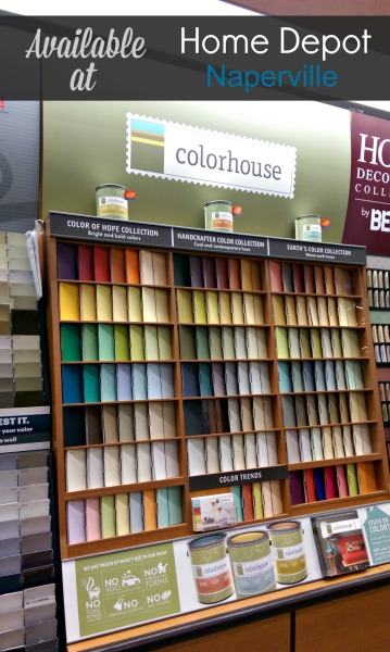 Colorhouse Display Home Depot Naperville