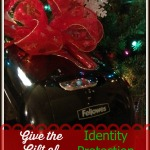 #IC #GiftFellowes #Sponsored Shredder with text