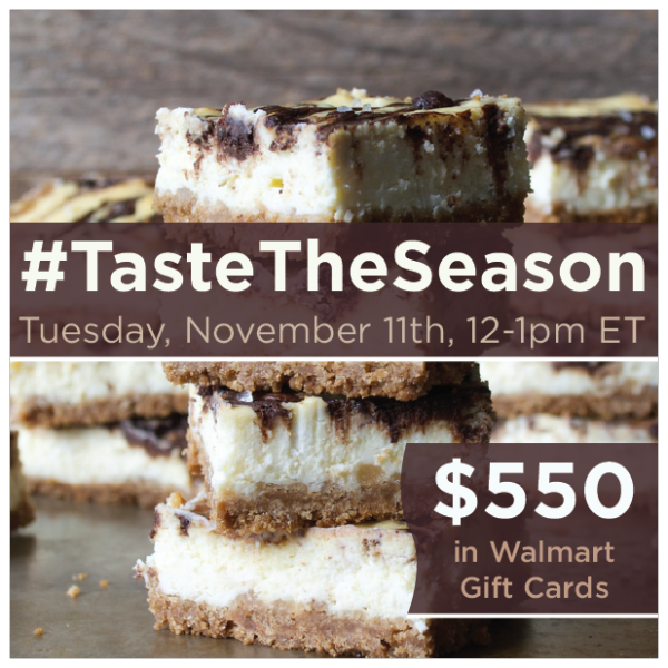 #TasteTheSeason,#TwitterParty, #shop,, sweepstakes on Twitter, Friendsgiving, Kraft
