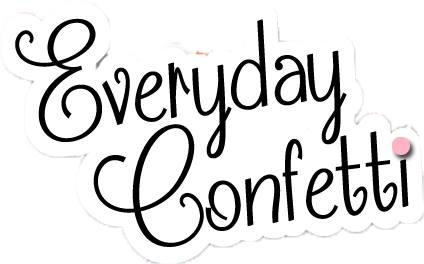 Everyday confetti logo