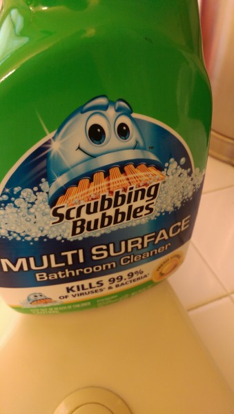 Scrubbing Bubbles #MC #IC #BehindClosedDoors #Sponsored (7)