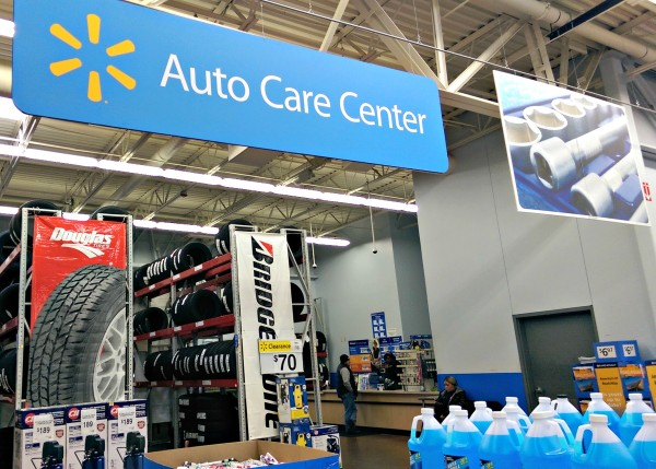 Walmart-Auto-Care-Center-Inside-Store-#DropShopandOil
