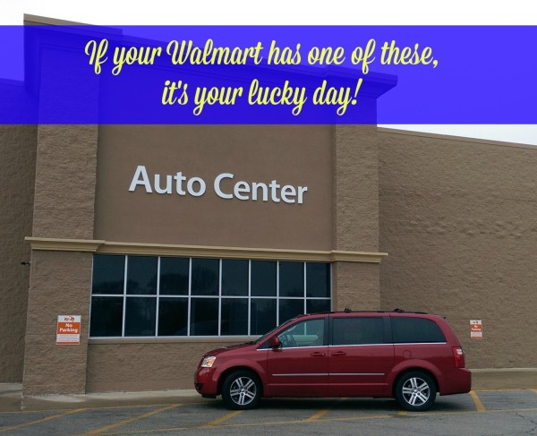 Walmart-Auto-Center-#DropShopandOil