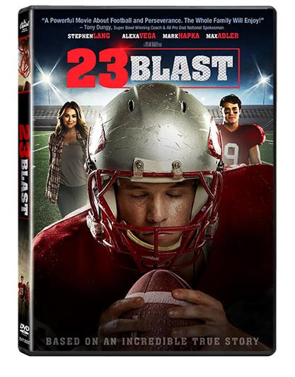 23 Blast DVD